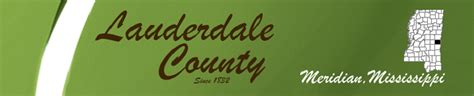 Lauderdale County Ms Property Tax Records Lauderdale County Ms