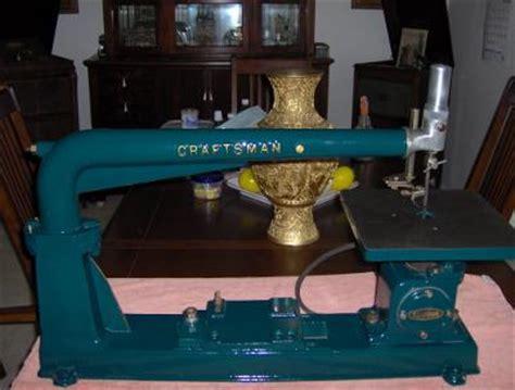 craftsman scroll saw great restoration
