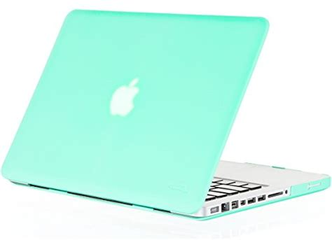 Macbook White Unibody Matte Green No Logo kuzy plastic for macbook pro 13 3 quot model a1278 aluminum unibody ultra slim