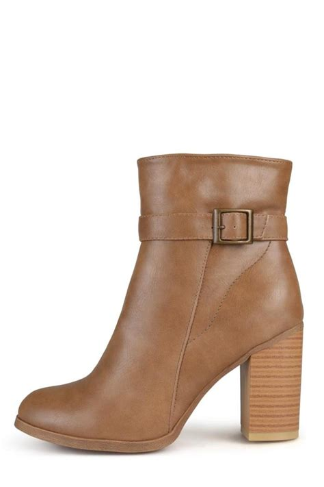 journee collection avery heeled boots from utah by fashion