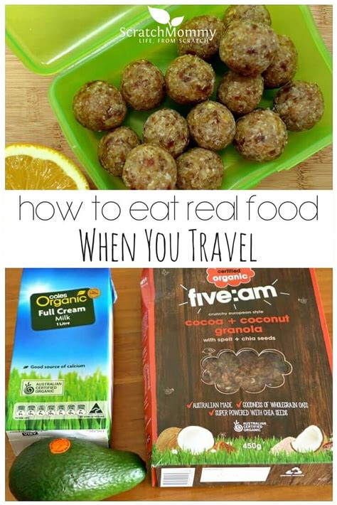 how to a to eat food how to eat real food when you travel