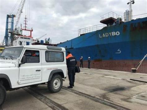 porto oristano nave panamense bloccata porto oristano sardegna ansa it