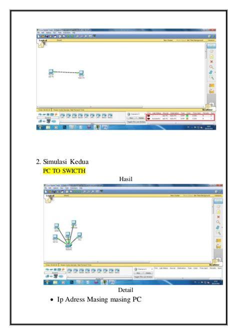 membuat simulasi jaringan lan dengan cisco packet tracer membuat simulasi jaringan dengan cisco packet tracer