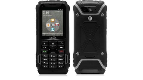 At T Rugged Phones by At T Announces Future Release Of Sonim Xp5 Rugged Ptt