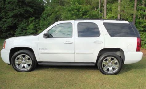 how to sell used cars 2007 gmc yukon xl 2500 engine control purchase used 2007 gmc yukon slt in sharpsburg georgia united states for us 22 650 00
