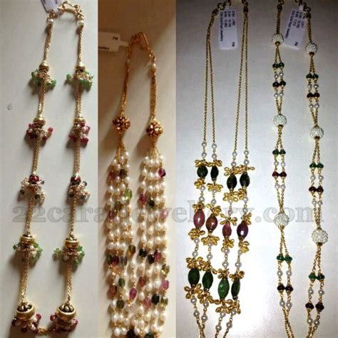 grams beads small sets jewellery designs
