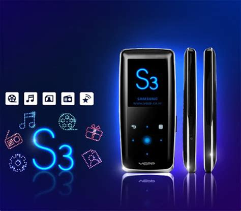 samsung yp s3 go it world samsung yp s3 preview