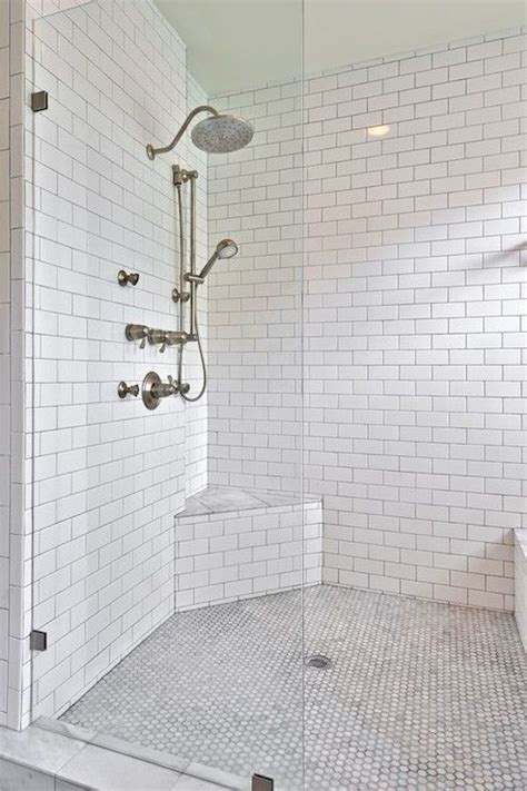 all tile bathroom best 25 penny tile floors ideas on pinterest penny back