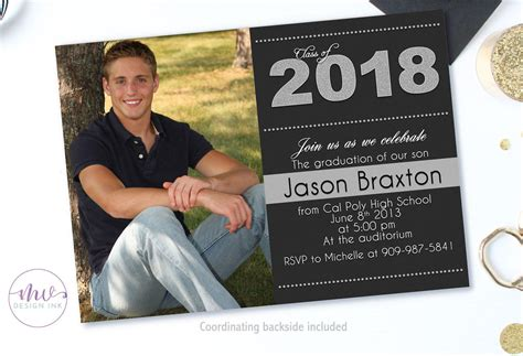 high school graduation invitations templates graduation invitation graduation invitations high