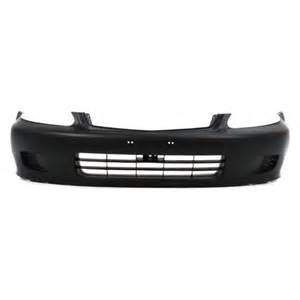 replace 174 honda civic 1999 2000 front bumper cover