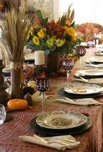 holiday table settings thanksgiving thankskiving table setting ideas