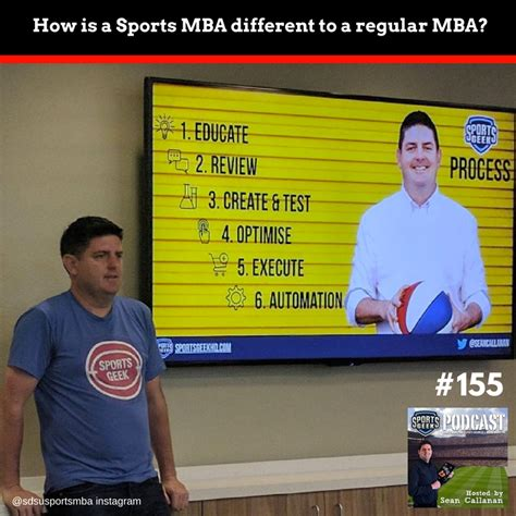 Mba Vs Regular Mba by How Is A Sports Mba Different To A Regular Mba