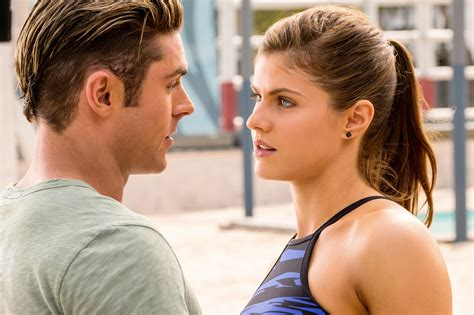 film streaming zac efron pin alexandra daddario and zac efron in baywatch 2017 on