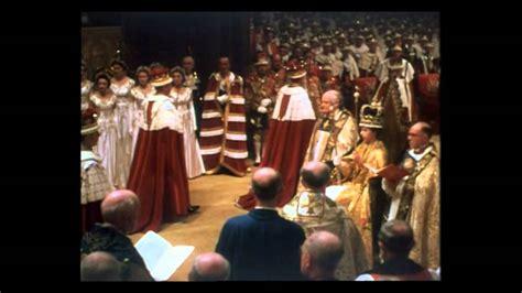 film of queen elizabeth s coronation queen elizabeth ii coronation part 1 the queen is