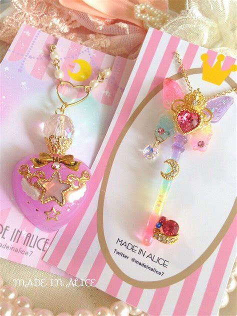 8 Kawaii Accessories by So Lovely I It All Kinds Of Colourfull Rainbow
