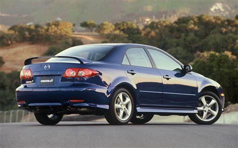 mazda mazda6 2004 your say what should mazda do with the 6 sedan photo