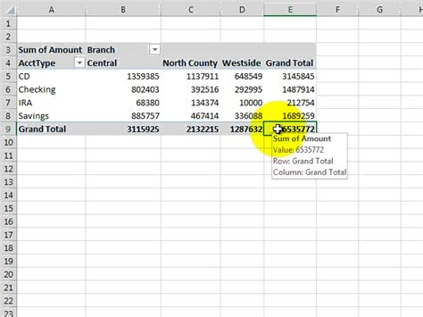 cross sectional data sets reverse pivot tables unpivot summary data exceldemy com