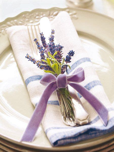 Folding Paper Napkins With Ribbon - 112 best images about purple and blue wedding inspiration