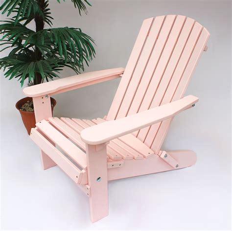 strand stuhl dandibo strandstuhl sonnenstuhl aus holz pink gartenstuhl
