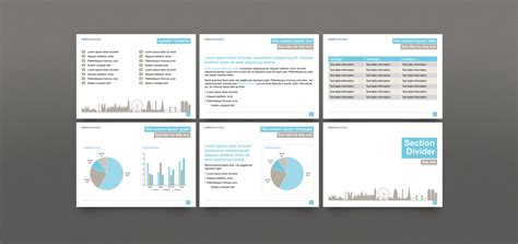 Powerpoint Template Design For London Business School Designing Powerpoint Templates