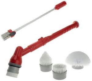 tub tile multi purpose cordless power scrubber w 3