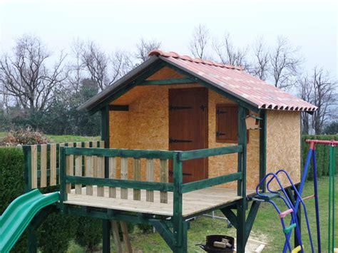 cabane de jardin pour enfant pas cher plan cabane bois enfant cabanes and co
