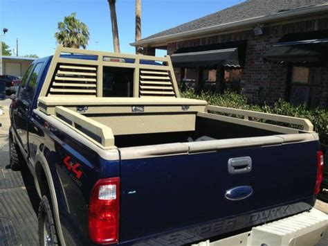 Ranch Headache Rack by Ranch Toolbox For Sale