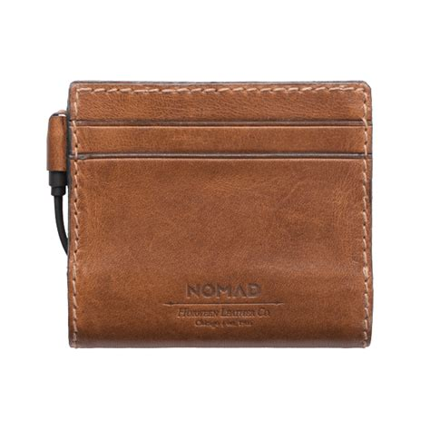 nomad leather charging wallet best travel gear