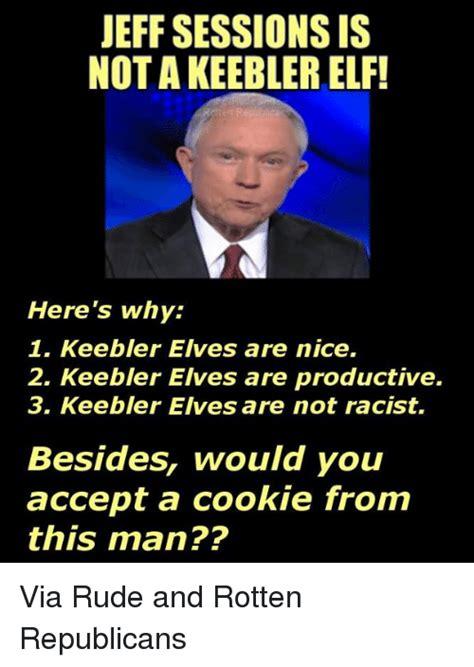 jeff sessions i don t recall meme 25 best memes about keebler elf keebler elf memes