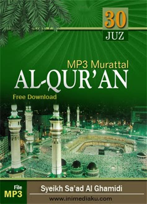 download mp3 al quran al ghamidi al qur an murotal mp3 download download al qur an