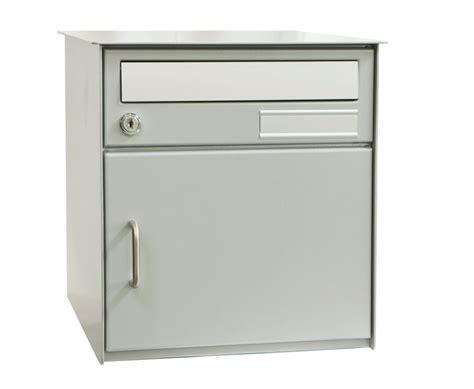 Schweiz Briefkasten Einzelbriefkasten Wega Inklusive Wandmontageschiene H330xb300xt380mm Jetzt Bei Melontree Ch
