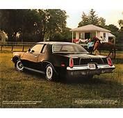 1978 Plymouth Fury Brochure