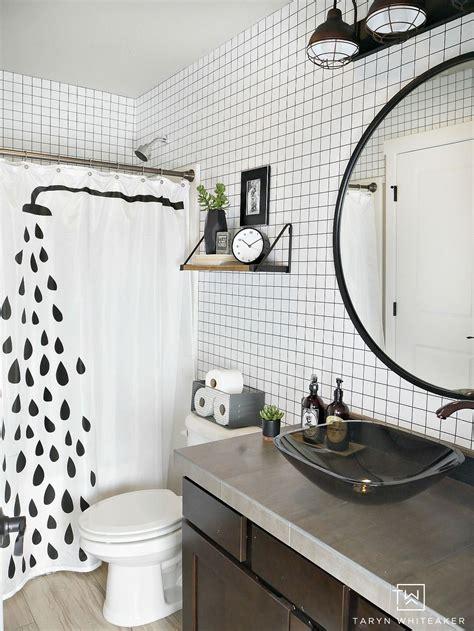 geometric bathroom ranges bathroom space black and white geometric bathroom pattern wallpaper