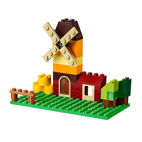 Lego Classic windmill booklets building classic lego