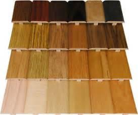 laminate flooring threshold trims transition door bars ebay