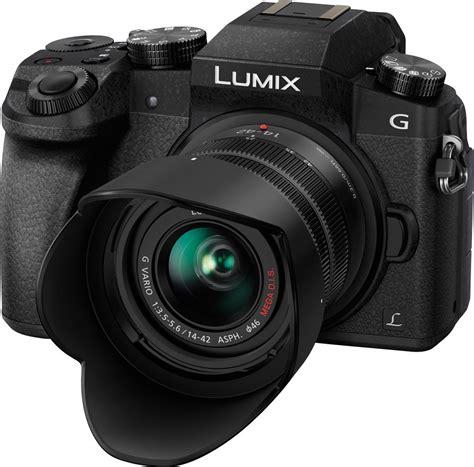 panasonic lumix 4k unveiled the 4k capable panasonic lumix dmc g7 mirrorless