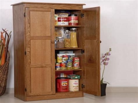 How To Make A Pantry Cabinet by Pantry Cabinet Ideas