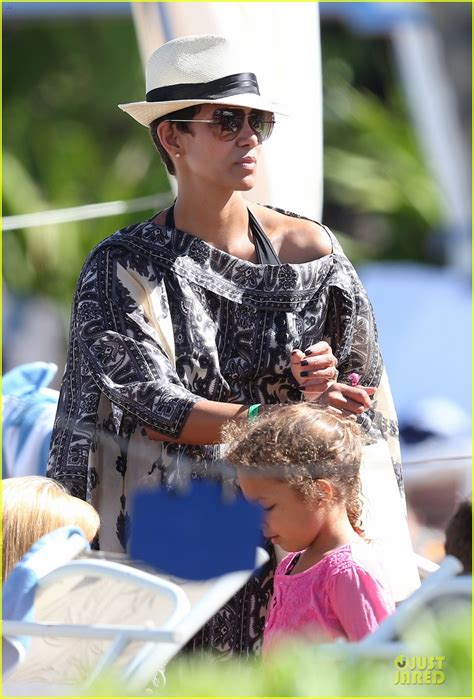 Whats Up With The Henna On Halles by Halle Berry Nahla Henna Tattooing Duo