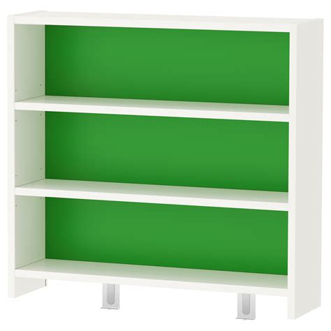ikea etagere bureau p 197 hl 201 tag 232 re pour bureau blanc vert 64x60 cm ikea