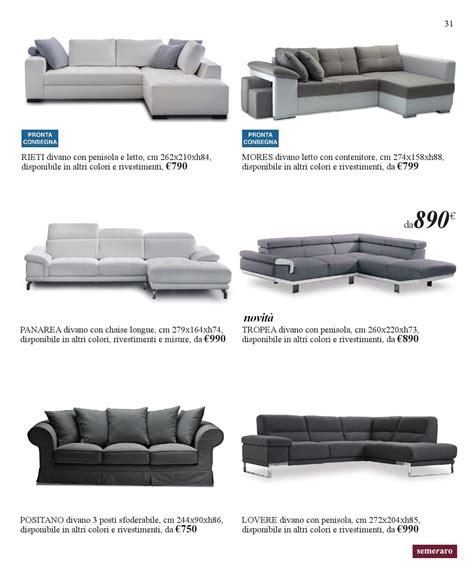 semeraro divani letto semeraro divani letto divano angolare cagliari offerte 2
