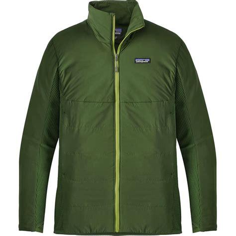 patagonia nano air light patagonia nano air light hybrid insulated jacket men s