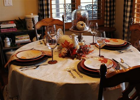 The Kitchen Turkey by Southern Seazons Thanksgiving Table In The Kitchen