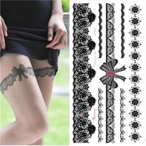 henna tattoo one piece 1piece white black henna tattoo sexy lace stocking arabic