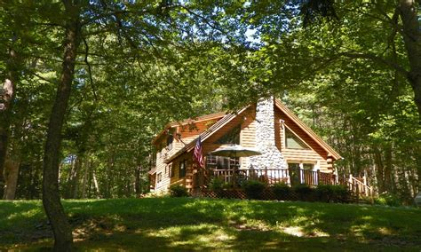 log cabin rentals smoky mountains riverfront cabin