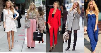 Celebrity Style Blake Lively Fashion Style Pictures To Pin On Pinterest