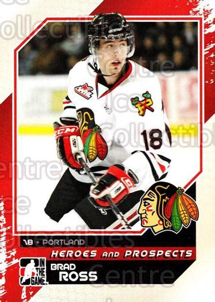 Ross E Gift Card - center ice collectibles brad ross hockey cards