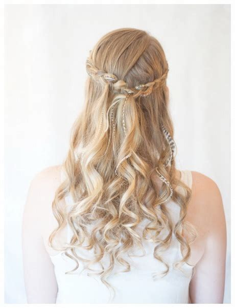 Braid And Curls Hairstyles by Hairstyles With Braids And Curls