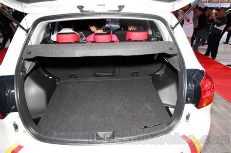 mitsubishi asx boot mitsubishi asx silk edition boot at 2014 guangzhou auto