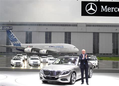 Auto Versicherung Inklusive by Donner Inklusive Hinter Den Kulissen Der Mercedes S