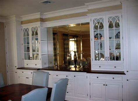 Dining Room Cabinetry Dining Room Packard Cabinetry Custom Kitchen Bath Cabinets Countertops Ny Nc